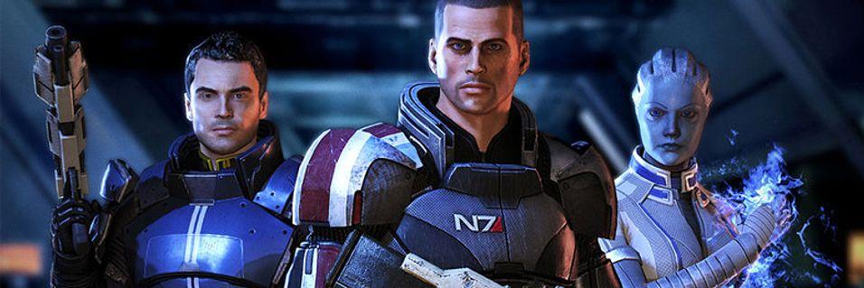 SNIKTITT: Mass Effect 3