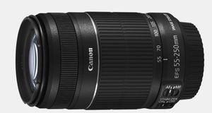 Canon oppdaterer teleobjektiv