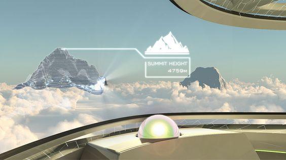 TRIVIA PÅ TUR: Teknologien ombord skal gjøre selve reisen til en opplevelse, hevder Airbus.