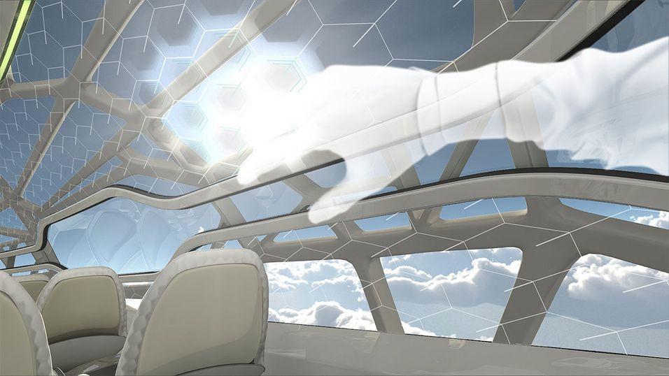 Slik flyr vi i fremtiden
