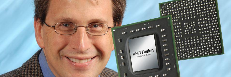 AMD viser frem APU-en Trinity