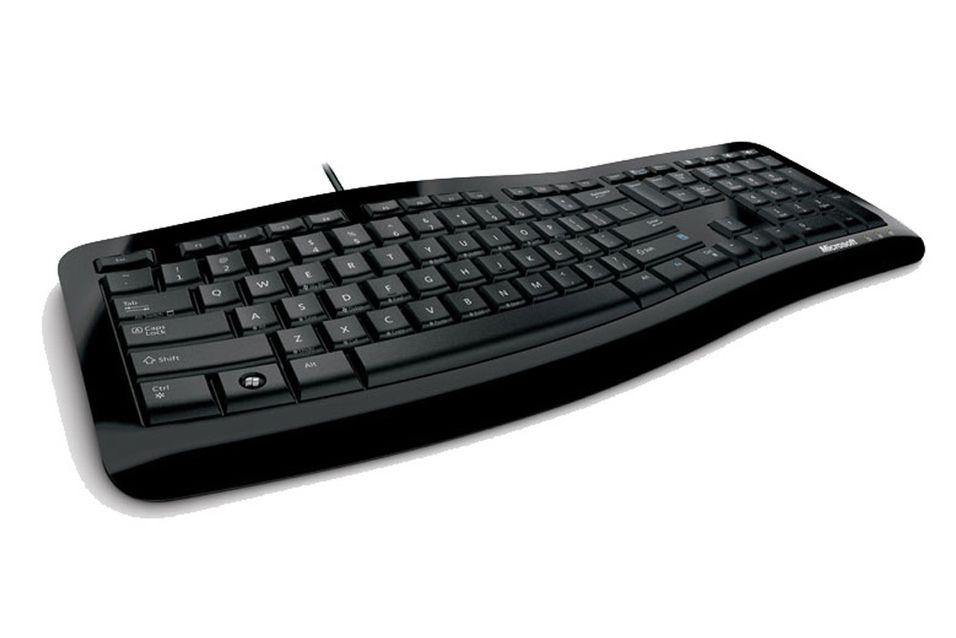 Få orden på hendene medergonomisk tastatur