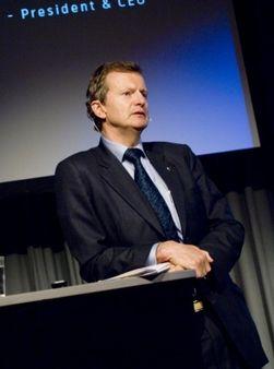 Konsernsjef Jon Fredrik Baksaas i Telenor konstaterer at feilen er den alvorligste som har rammet mobilnettet siden dets opprettelse i 1993.