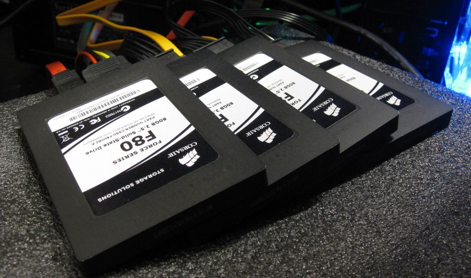 TEST: SSD-er i RAID 0 – del 1