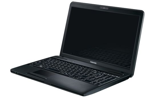 Toshiba Satellite C660.