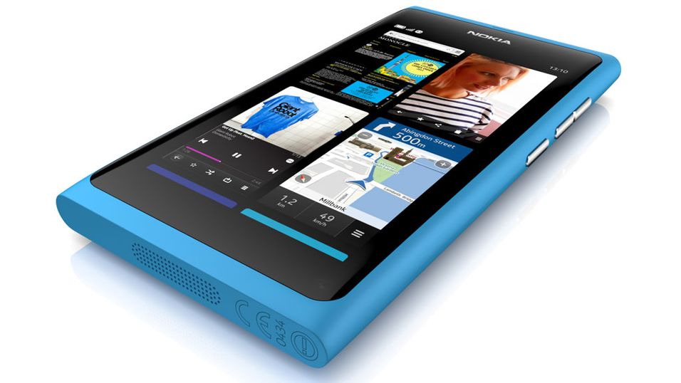 Nokia N9 er i kjømda