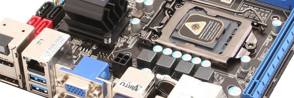 Sapphire byr på mini-ITX for LGA1155