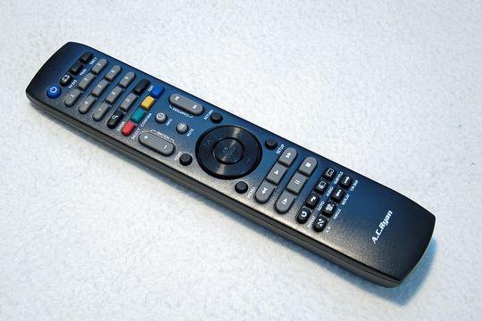 HD2 har samme fjernkontroll som HD2 Mini.