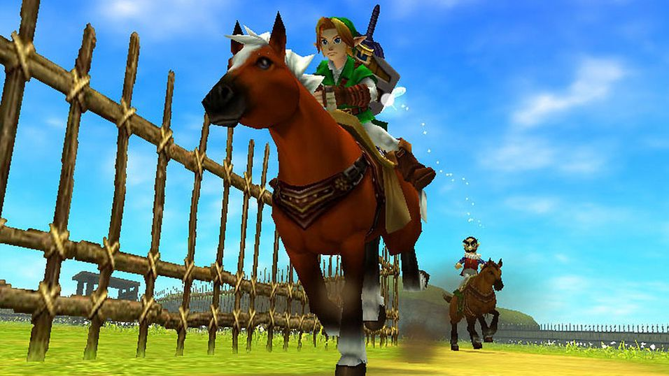 ANMELDELSE: The Legend of Zelda: Ocarina of Time 3DS