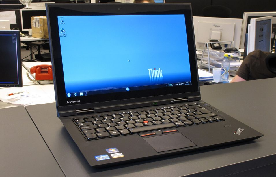 TEST: Lenovo ThinkPad X1
