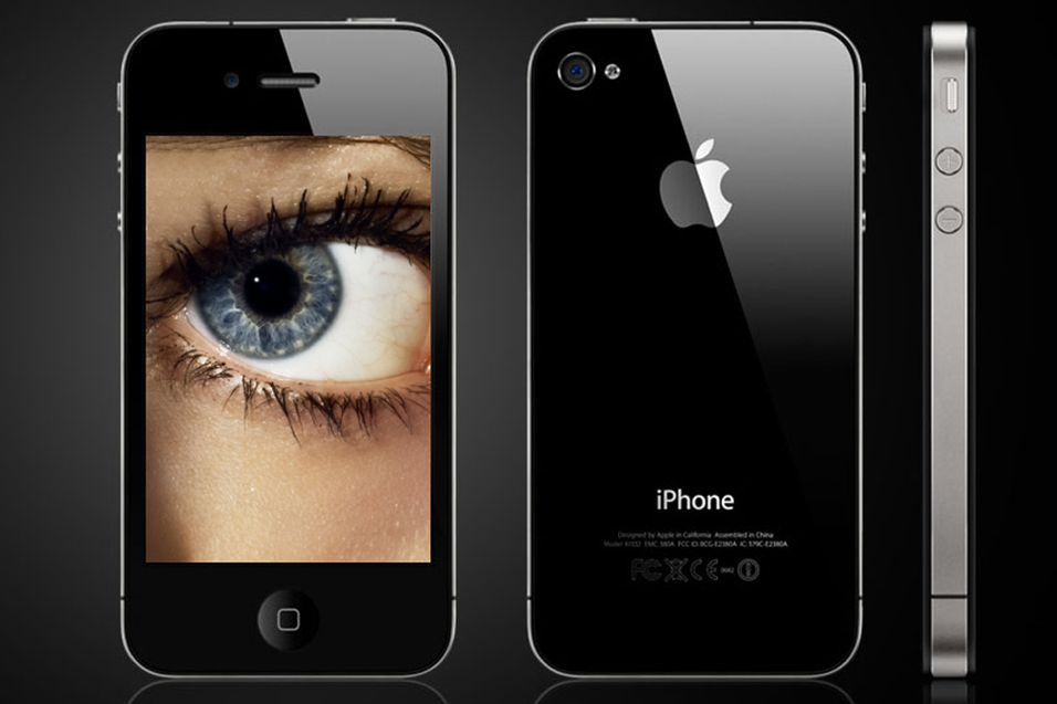 Spionkamera iphone
