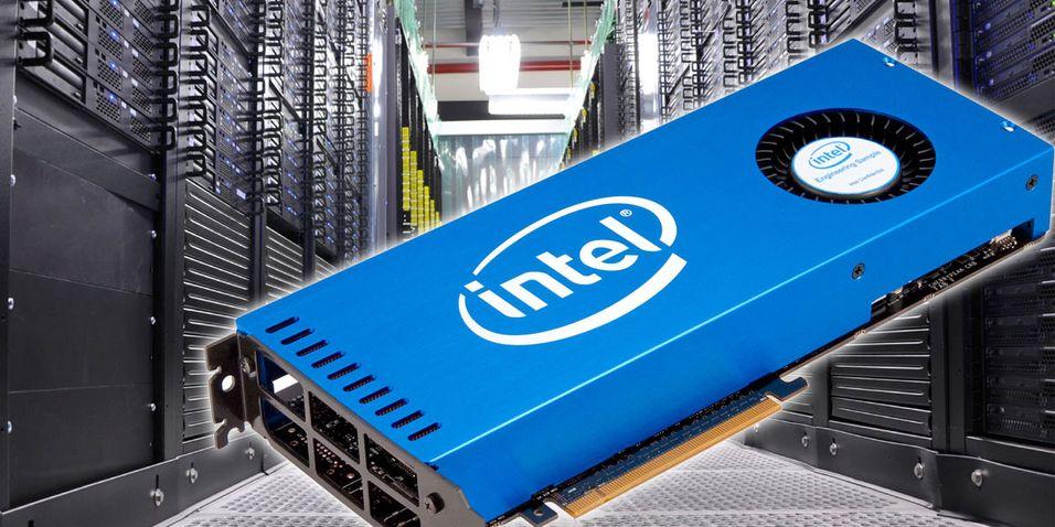 Intel vil bygge ny superdatamaskin innen 2018