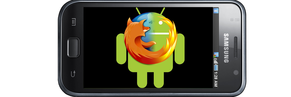 Mozilla Firefox 5.0 for Android