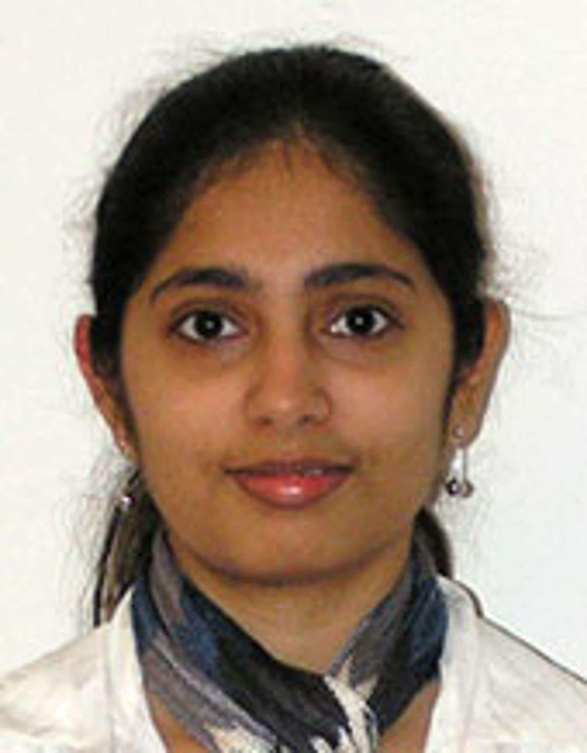 Dr. Madhu Bhaskaran. Foto: RMIT