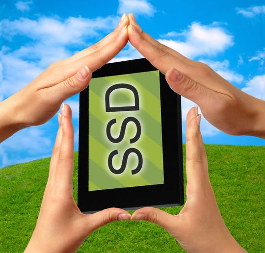 Vis sunn fornuft, ta godt vare på SSD-en din
