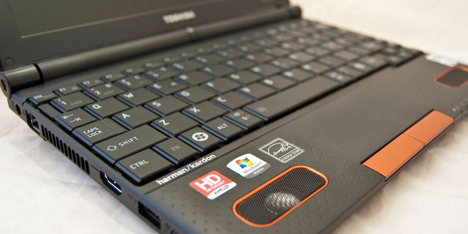 TEST: Toshiba NB550D