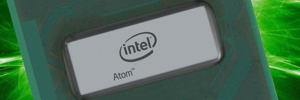 Intel må utsette Atom-produkter