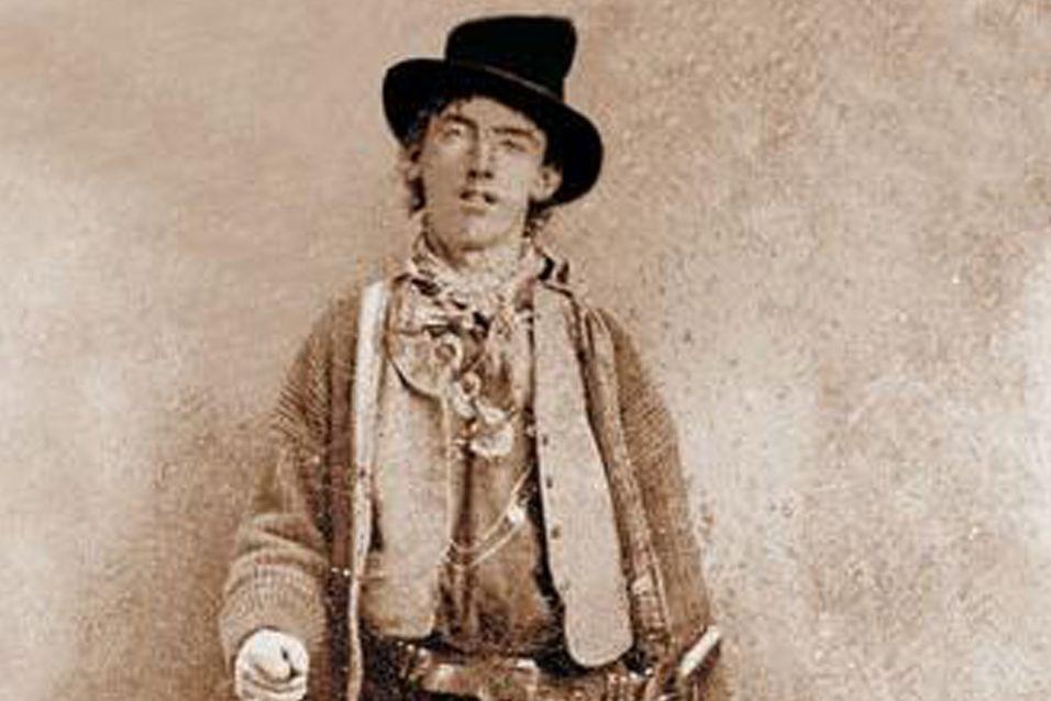 Millionsum for eneste kjente bilde av Billy the Kid