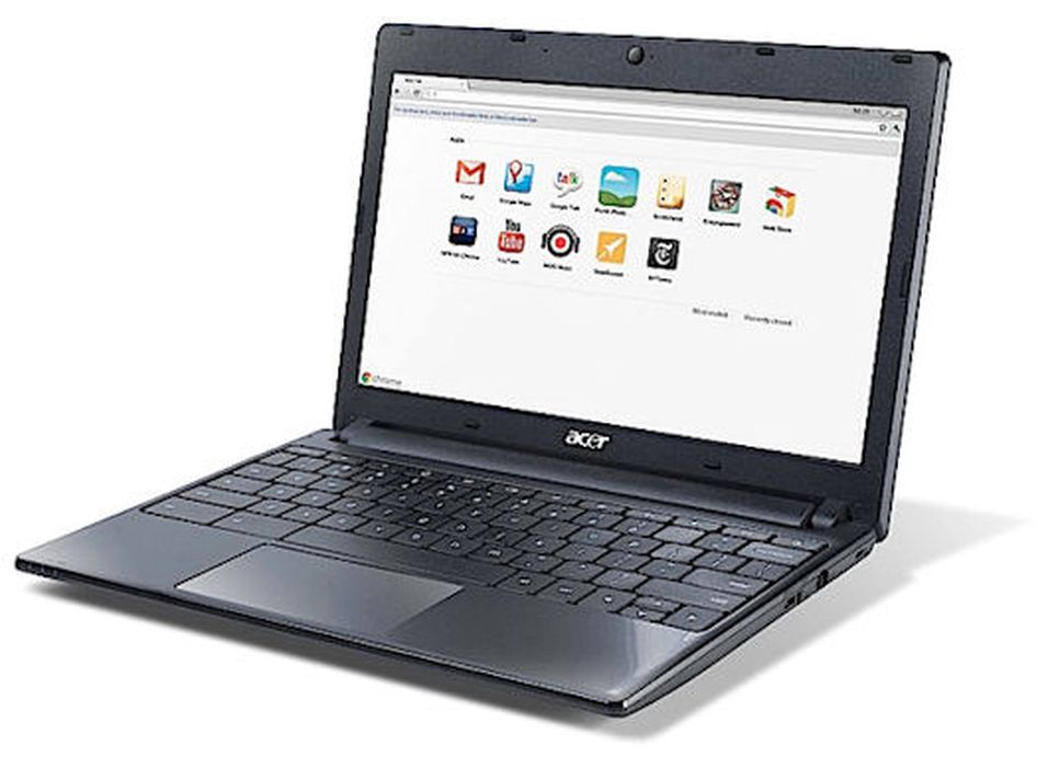 Acer leverer Chromebook