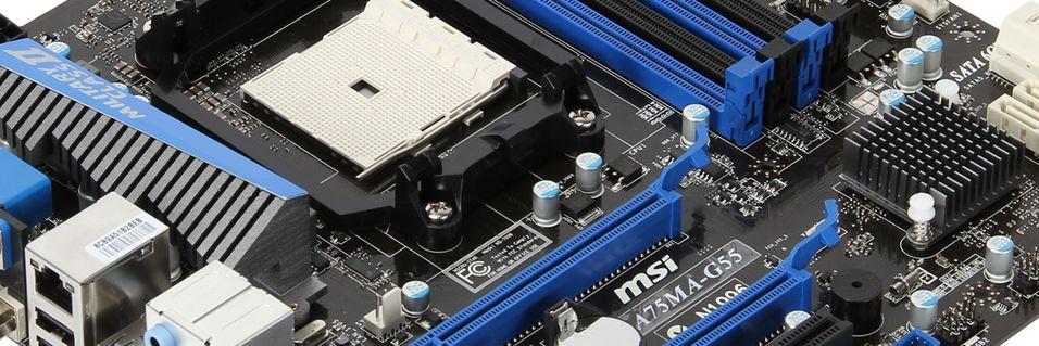 MSI tar AMDs nye sokkel i bruk