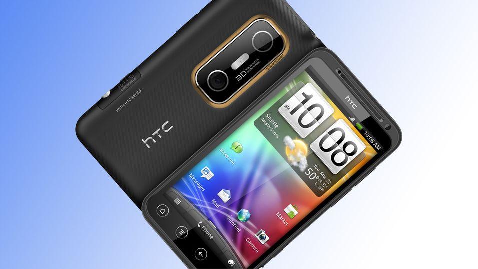 HTCs supermobil er på vei til Norge