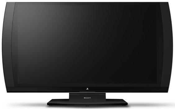 Sony selger en 3D-TV med integrert PlayStation 3.