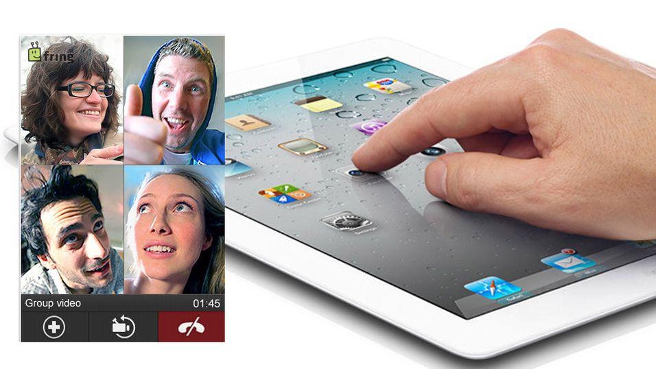 Nå blir videokonferanse på iPad bedre