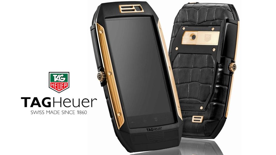 TAG Heuer lanserer Android-mobil