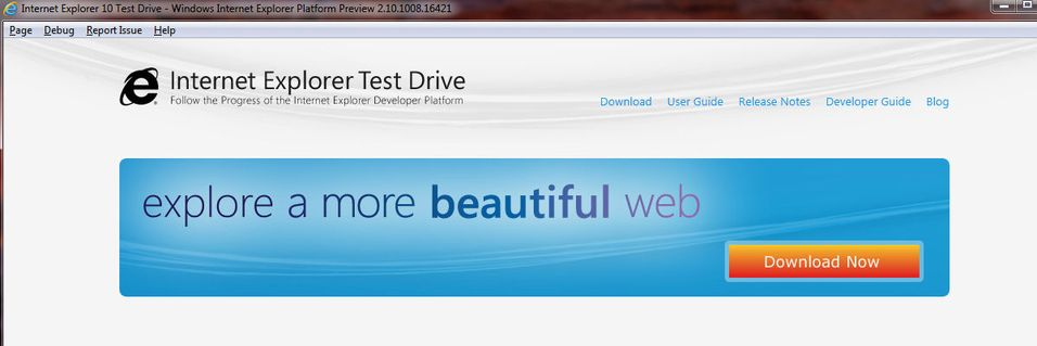 Slik blir nye Internet Explorer