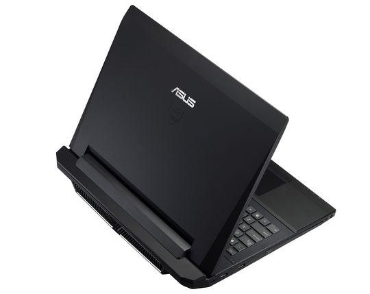 Asus G74SX kommer også i 3D-versjon.