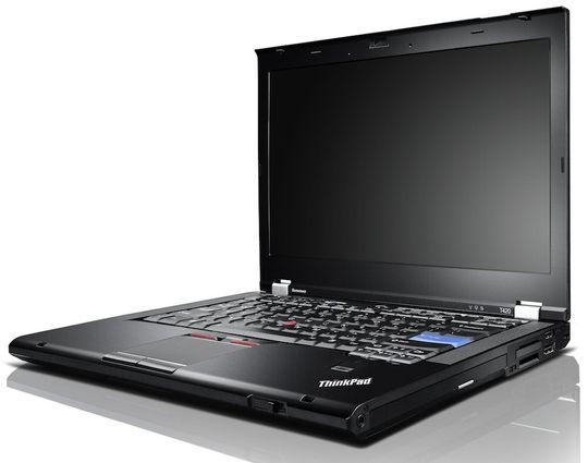 Solide saker: Lenovo ThinkPad T420.