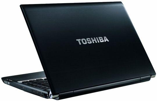 Liten, lett og god: Toshiba Satellite R830.