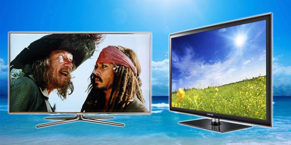 Sommerens mest populære TV-er