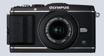 Olympus lanserer PEN E-P3, E-PL3 og E-PM1