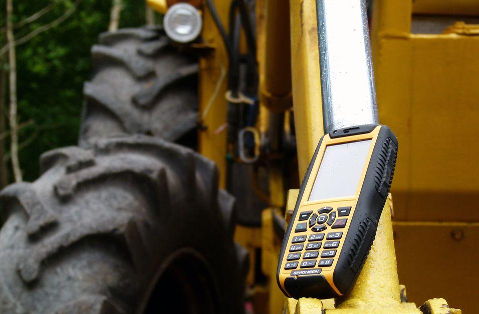 Freeway F-510 er som en traktor, en litt gammel og utdatert sådan.