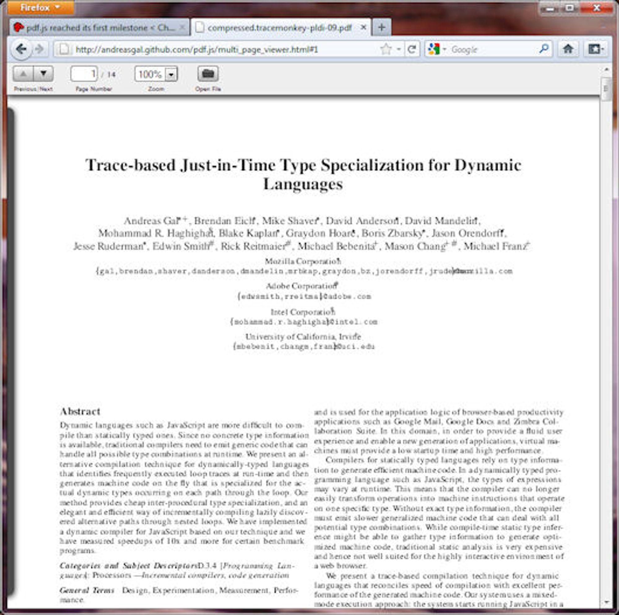 Er dette den perfekte PDF-leseren? - Tek no