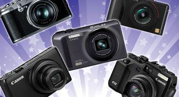 Her er de 5 mest populære kameraene