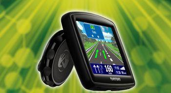 Du kan vinne TomTom-GPS til ferien