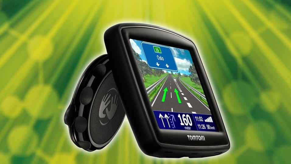 KONKURRANSE: Du kan vinne TomTom-GPS til ferien