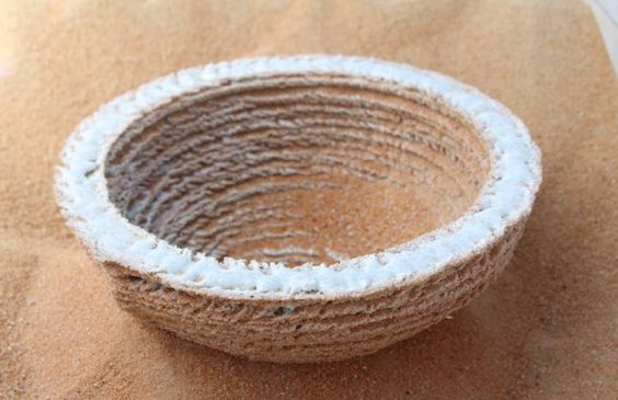 Kan lage hva som helst: Denne vasen er et resultat av 3D-printeren.