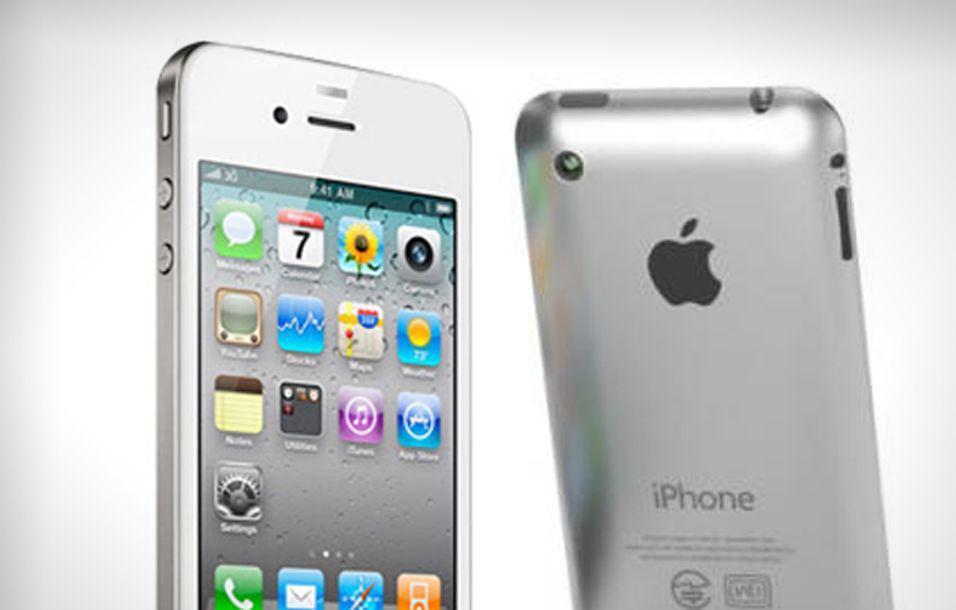 Nye avsløringer om iPhone 5