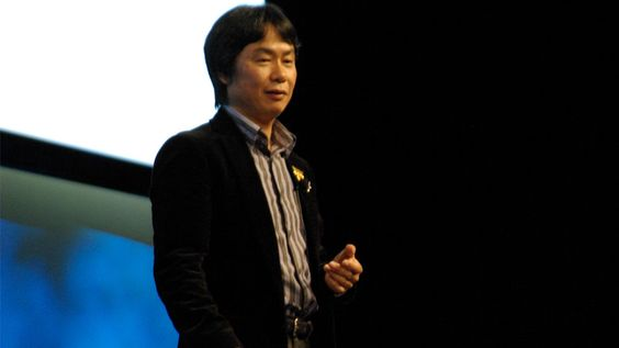 Shigeru Miyamoto. Foto: Vincent Diamante, Wikimedia Commons.