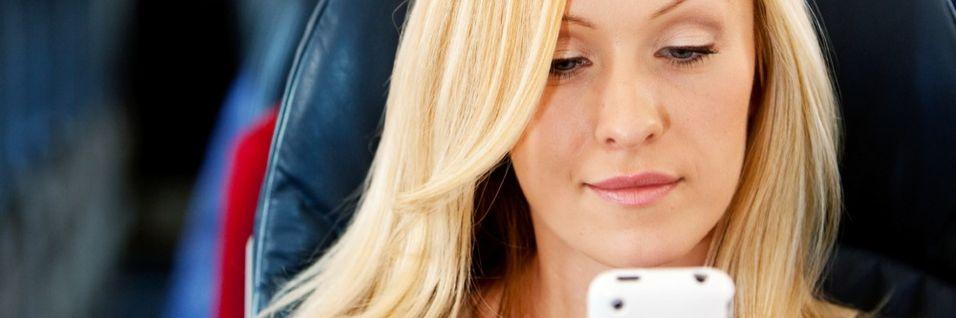 Mobilen din kan påvirke autopiloten