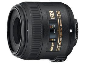 Nikon AF-S DX Micro Nikkor 40 mm 1:2.8 G.