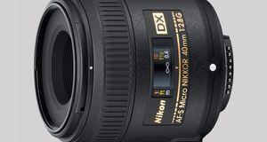 Nikon AF-S DX Micro Nikkor 40mm 1:2.8G