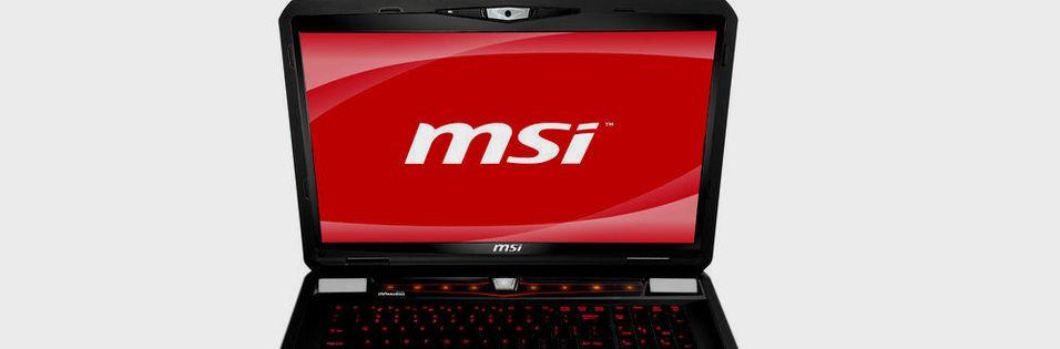 MSI lanserer GT780