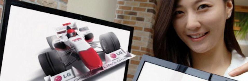 LG med brilleløs 3D-skjerm