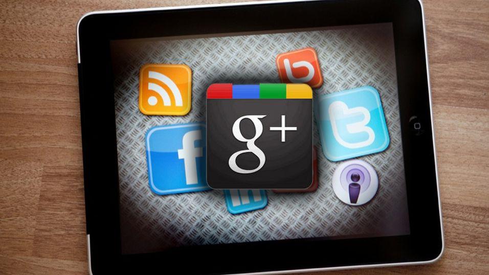 Google+ på vei til iPhone og iPad