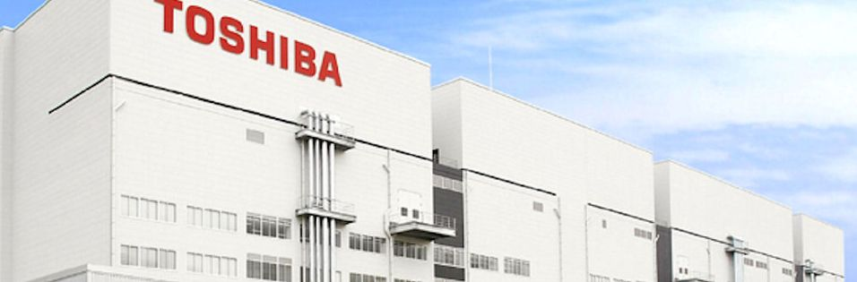 Toshiba åpner ny fabrikk