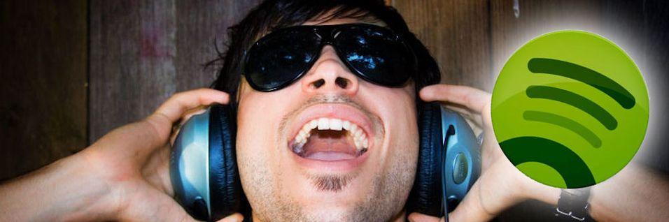 Spotify lansert i USA